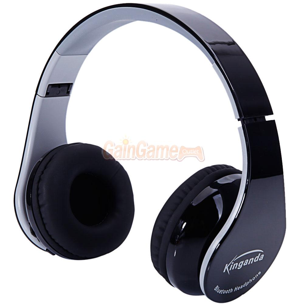 wireless bluetooth headphone headset mic for sony ps4. Black Bedroom Furniture Sets. Home Design Ideas