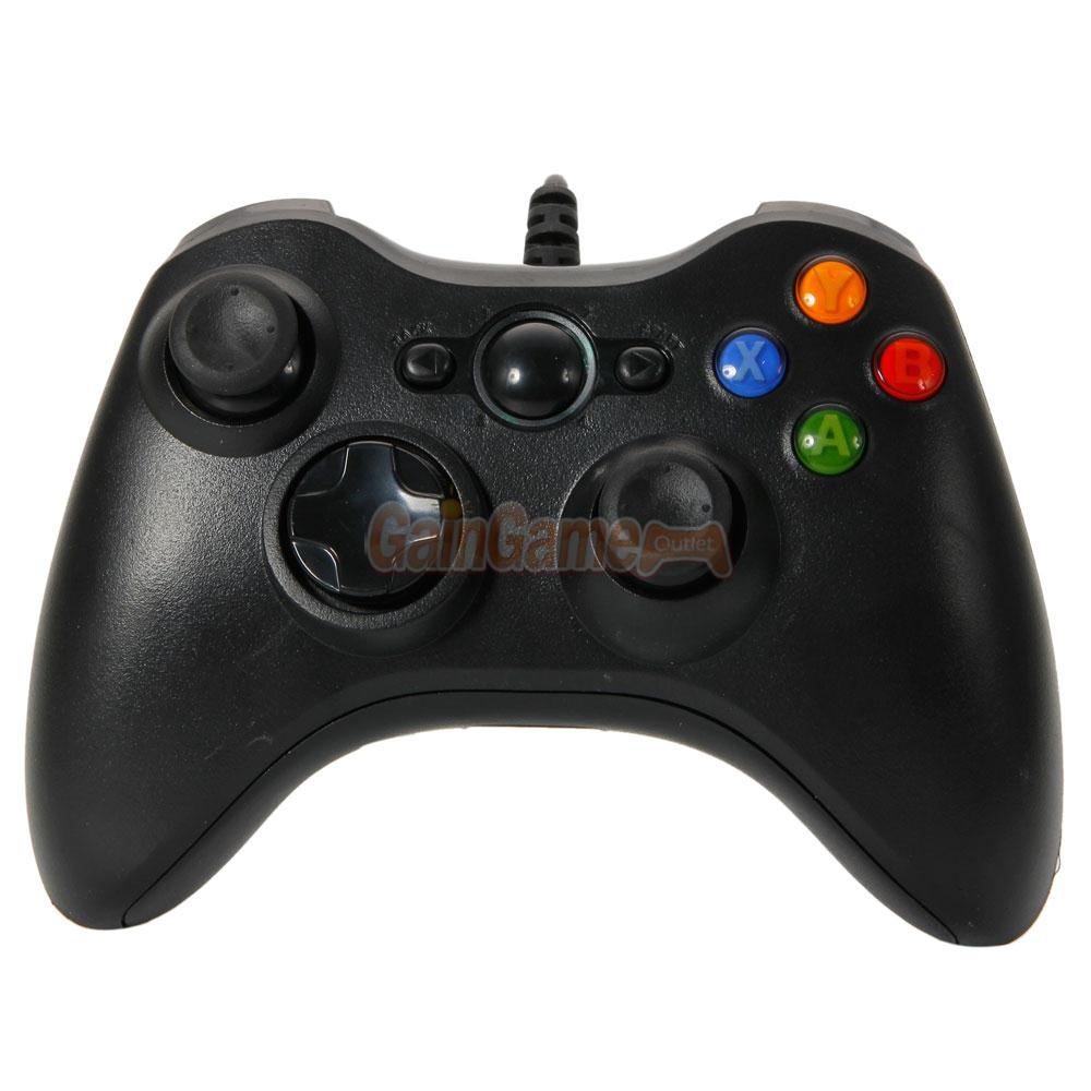 New Microsoft Game Remote Controller For Pc Computer Black Ebay