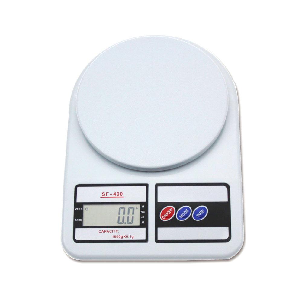 2PCS 352oz 10KG//1G Digital Food Kitchen Digital Scale Balance Weight Electronic
